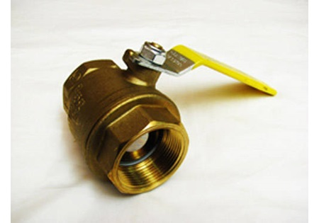 "1 - 1/2"" Brass Ball Valve"