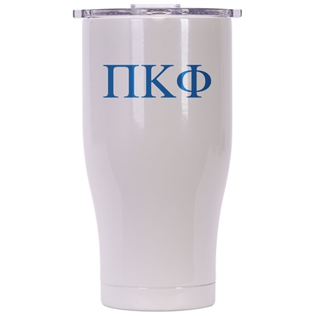 Pi Kappa Phi Pearl/Clear Chaser 27oz