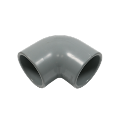 "CPVC 2"" Slip Elbow Pipe Fitting 