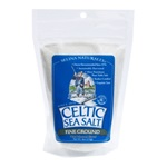 Celtic Sea Salt® Brand - Fine Ground (1/4 lb)