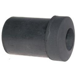 Rear spring bushing