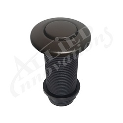 AIR BUTTON: #15 CLASSIC TOUCH, OIL RUBBED BRONZE  LONG