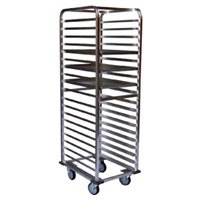 Sammons 9581-SD-20 Super Duty Angle Ledge Bun Pan Racks