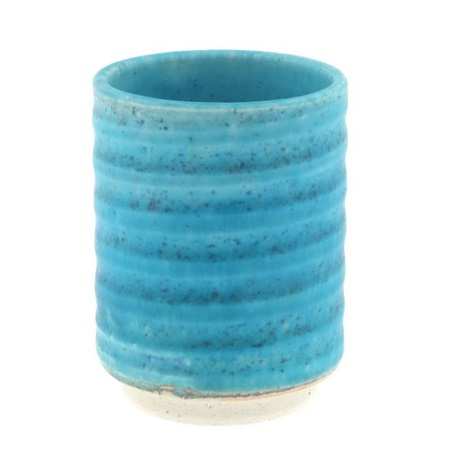 Teacup Turquoise Blue
