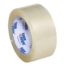"2"" X 55 YARD 3.5 MIL CLEAR CARTON SEALING TAPE 36 RL/CS T901350"