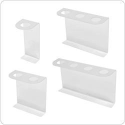 16oz Boston Rd Dispenser Brackets, Frosted