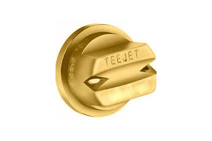 TQ TeeJet - 150° Double Outlet Flat Spray Nozzles