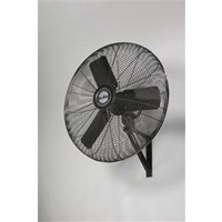 "Air King 24"" Oscillating Industrial Wall Mount Fan"