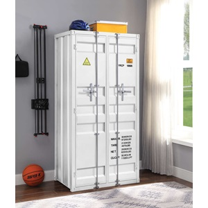 37889 Cargo Double Door Wardrobe
