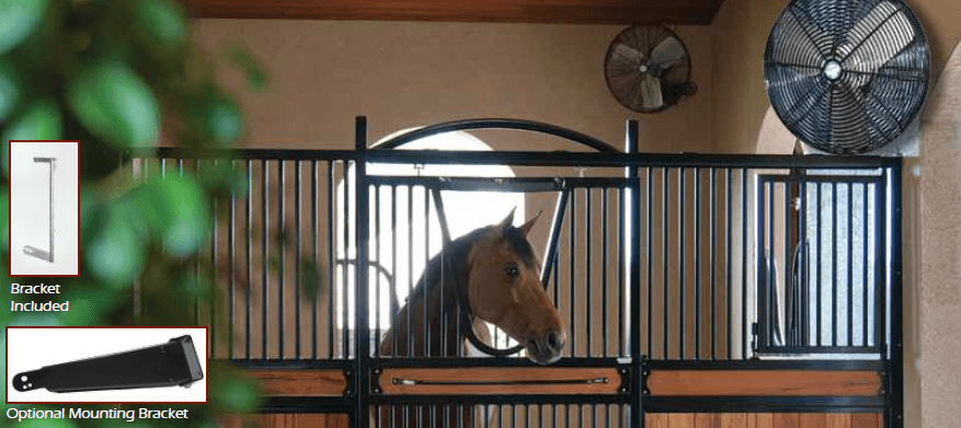 Barn Fans Barn Accessories Classic Equine Equipment