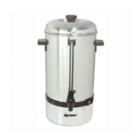 Adcraft 100 cup Stainless Steel Coffee Percolator
