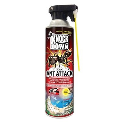 Knock Down Ant Attack Foam Nest