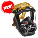 3M™ Scott™ Vision C5 Facepiece with Radio Direct Interface
