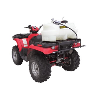 ATV Skid Mount Sprayer (3 Nozzle)