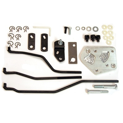 1964-73 Hurst 4-Speed Top Loader Install Kit(Small Block)