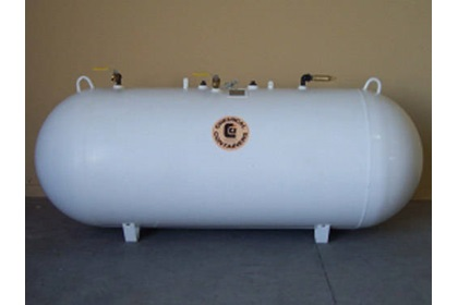Chemical Containers Telone 120 Gallon Tank