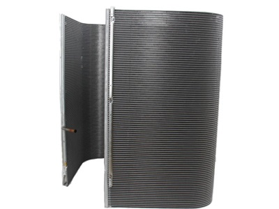 Packaged Microchannel Condenser Coil