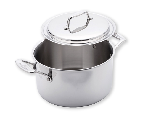4 qt stock pot