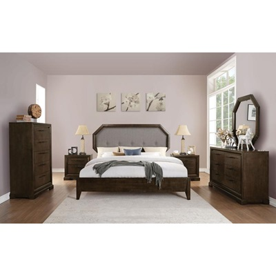 24090Q SELMA QUEEN BED
