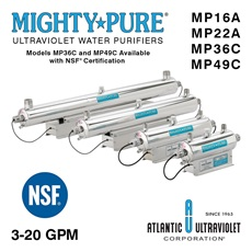 Mighty Pure Ultraviolet Water Purifiers - BuyUltraviolet