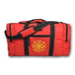 Lightning X LXFB40V Value Step-In Turnout Gear Bag - Red
