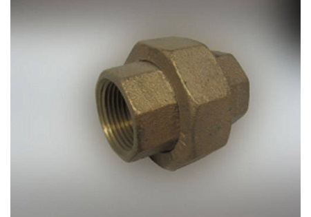 "Brass 1/4"" FPT Union"