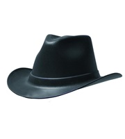 Cowboy Style Hard Hat (Squeeze-Lock Suspension)