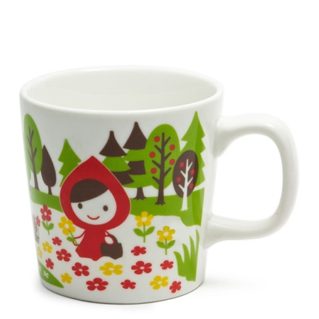 Little Red Mug