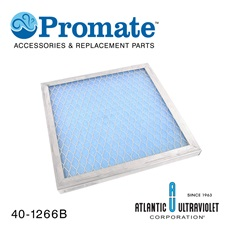 "Filter: 12"" x 12"" x 1"" Washable / Electrostatic"