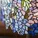 "29.5""H Stained Glass Tiffany Inspired Grand Wisteria Table Lamp"