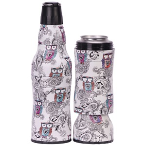 Paisley Owls Rocket