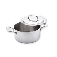 3 Qt Stock Pot with Cover
