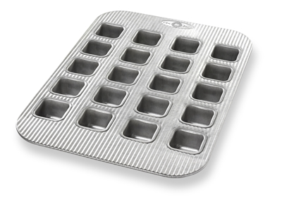 USA Pan 20 Well Brownie Bite Pan