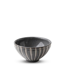 "Gray Iga Tokusa 5"" Bowl"