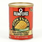 Cornstarch, Natural - Rumford® - 12 oz