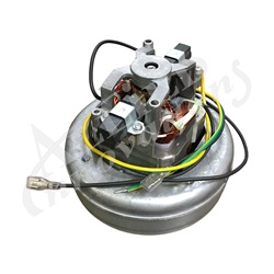 AIR BLOWER MOTOR: 1.0HP 220V 4AMPS 50/60HZ NON-THERMAL
