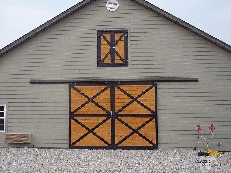 Barn Loft Doors Classic Equine Equipment
