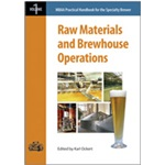 Raw Materials and Brewhouse Operations (MBAA)