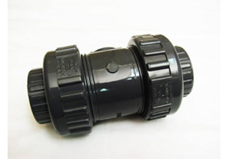 "1""  PVC True-Union Check Valve"