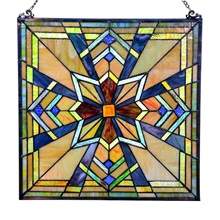 "18""H Mission Style Northern Star Panel"