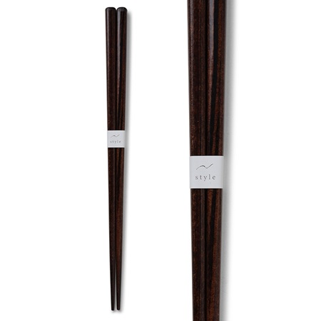 Chopsticks Wood Brown 3