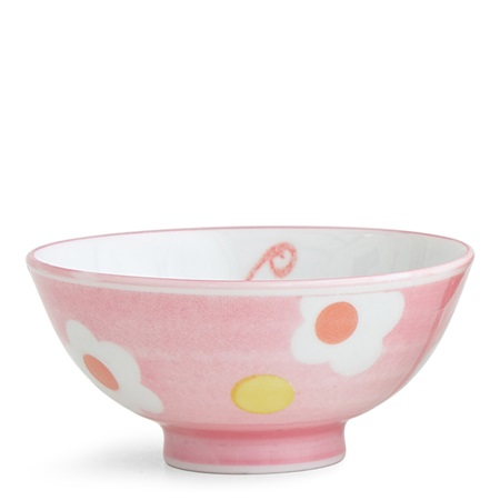 "Butterfly 4.25"" Rice Bowl"