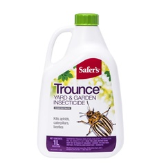 Safer's Trounce Yard & Garden Insecticide