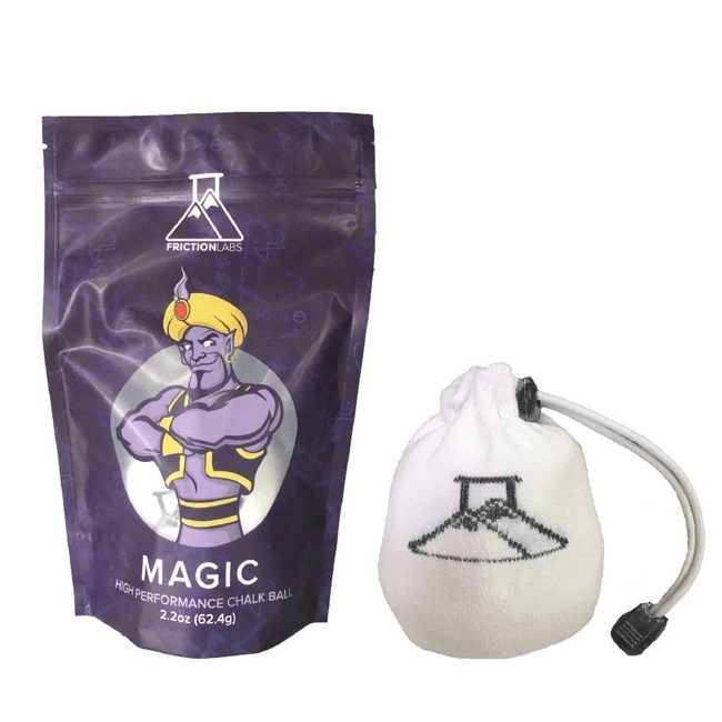 FrictionLabs Magic Reusable Chalk Sphere - 2.2oz