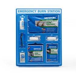LARGE EMERGENCY BURN STATION