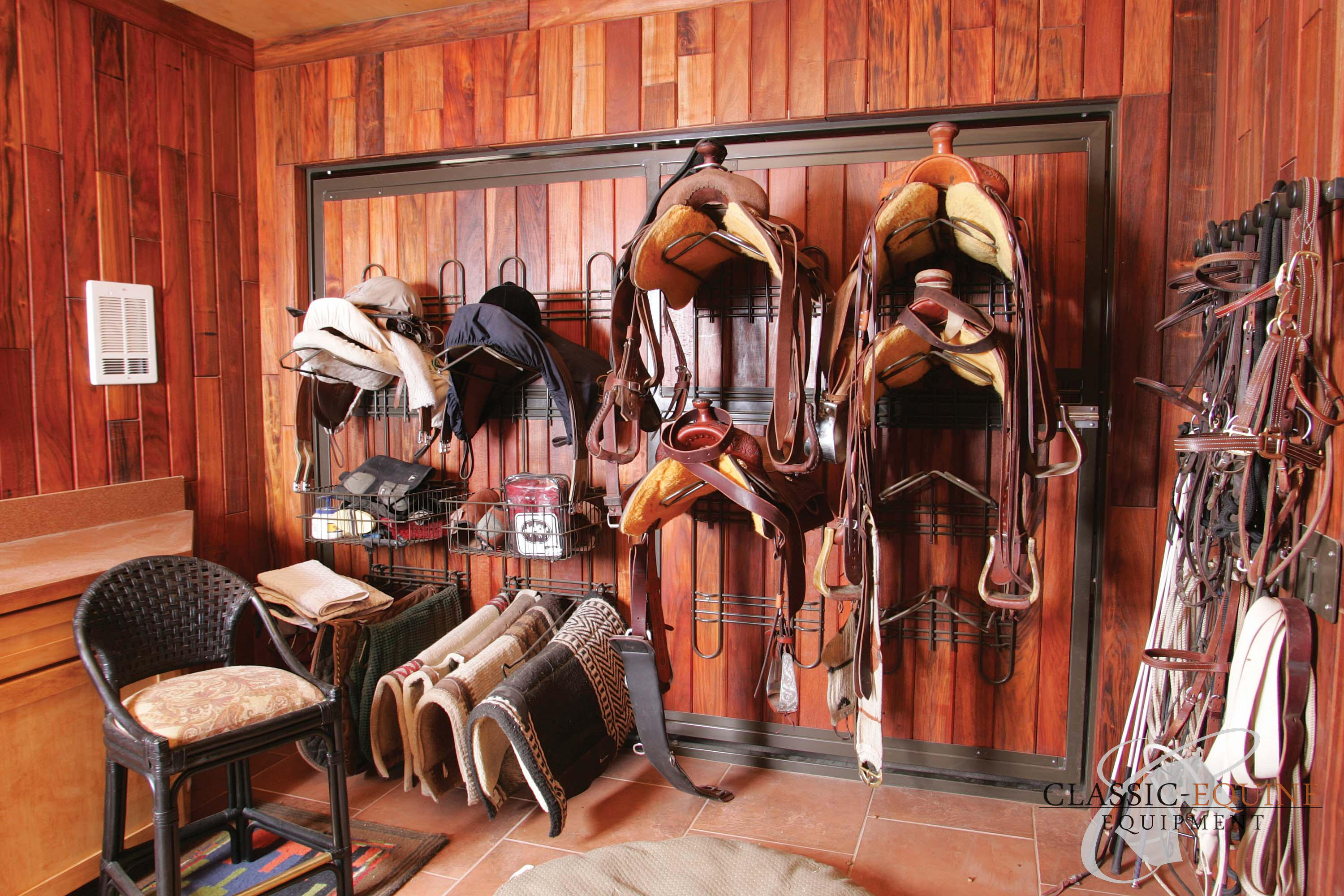 Ultimate Tack System Barn Accessories