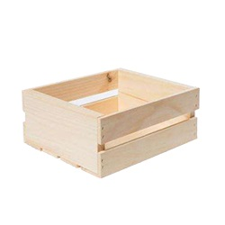 Small Wood Crates