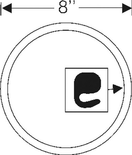 ... Headlight door to lens seal  sc 1 st  Steele Rubber Products & Steele Rubber Products - Headlight door to lens seal