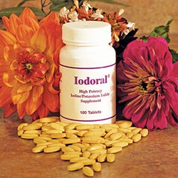 Iodoral 180 tablets 12.5 mg