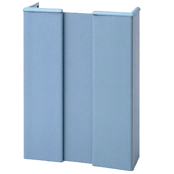 Vinyl End Wall Guard Nystrom
